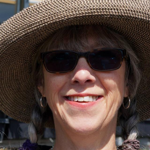 Gail Gwinn (actual self)